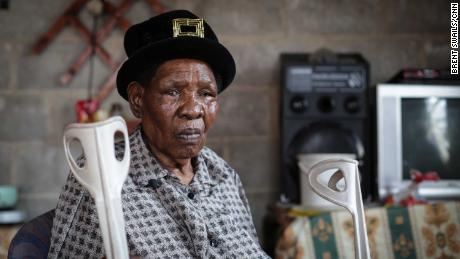 For Zimbabwe's new president, a past tainted by a brutal massacre