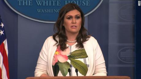 White House: 'Pocahontas' not racial slur