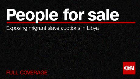 Nigeria flies migrants home from Libya after slavery scare