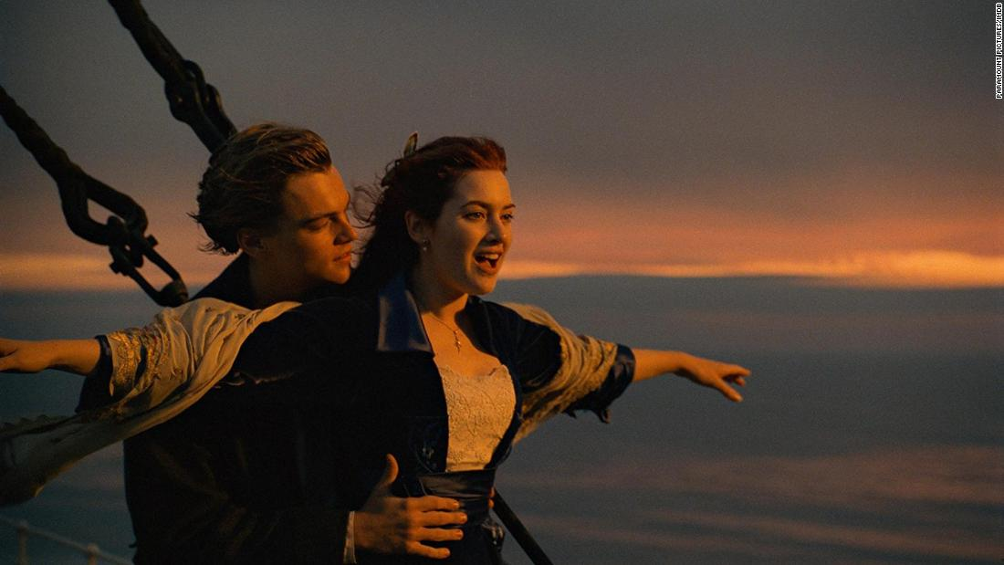 "<strong>""Titanic""</strong>: Leonardo DiCaprio and Kate Winslet  star in this tragic tale of love that is still as beloved by fans as when it first released in 1997. (Amazon Prime, Hulu)"