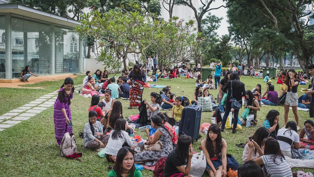 Most Singapore foreign domestic workers exploited, survey says