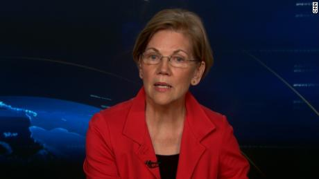 Elizabeth Warren 'really couldn't believe' Trump's 'Pocahontas' comment