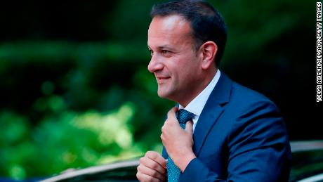 Irish Taoiseach (Prime Minister) Leo Varadkar wants the UK to make guarantees over the border between Northern Ireland and the Irish republic.