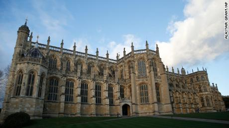 The couple will wed in St George's Chapel at Windsor Castle.