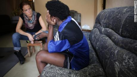 The sex trafficking trail from Nigeria to Europe