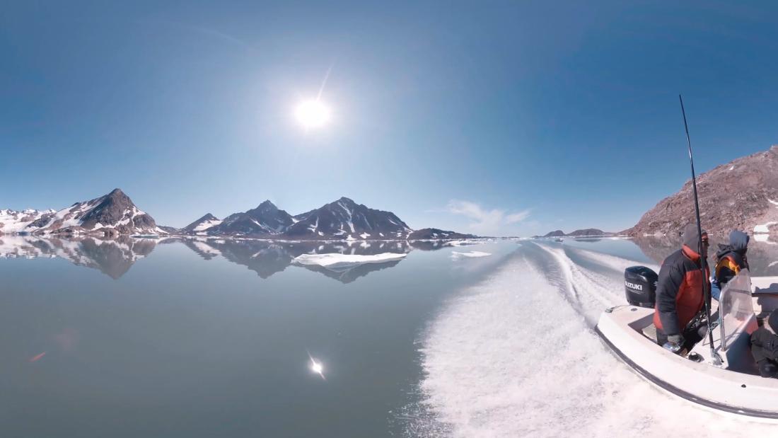 Global warning: Arctic melt