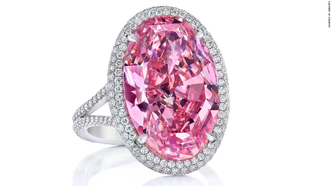 Argyle Pink Diamond Price Per Carat