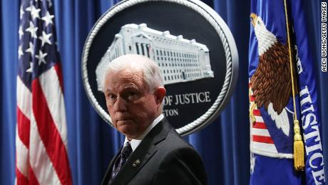 Mueller's office spoke with Sessions, Comey in Russia investigation