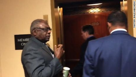 "title: Alex Moe - CBC Chair Richmond asks for ex. of ppl leaving jobs faster than Conyers when face sexual harassment claims; Clyburn asks ""who elected them?"" duration: 09:03:53 site: Twitter author: null published: Wed Dec 31 1969 19:00:00 GMT-0500 (Eastern Standard Time) intervention: yes description: null"