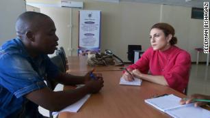 Gayle Tzemach Lemmon speaks with Seleiman Bishagazi about his work.