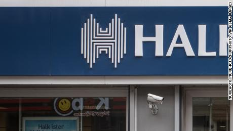 Halkbank denies the allegations and says it did no illegal transfers for any country.