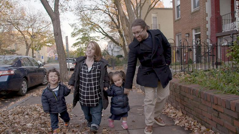 A disabled, biracial, (and totally normal) American family