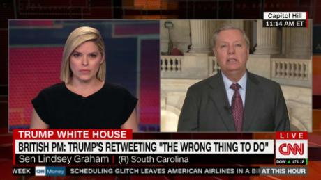 Sen. Graham condemns President re-tweets_00005520.jpg
