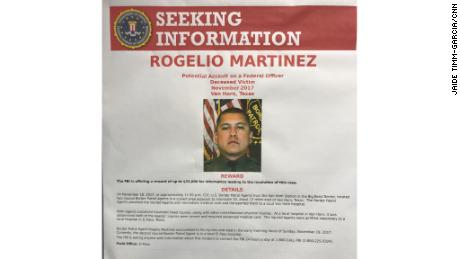 The FBI is seeking information on potential assault of Rogelio Martinez.