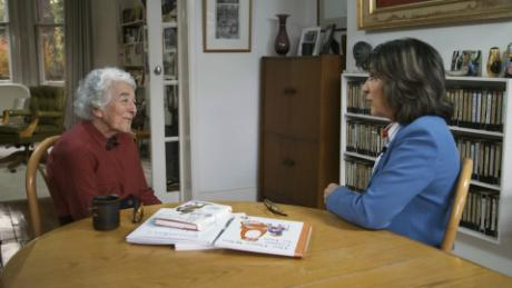 INTERVIEW WITH CHILDREN'S AUTHOR JUDITH KERR