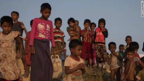 Impact of Myanmar misinformation on refugees