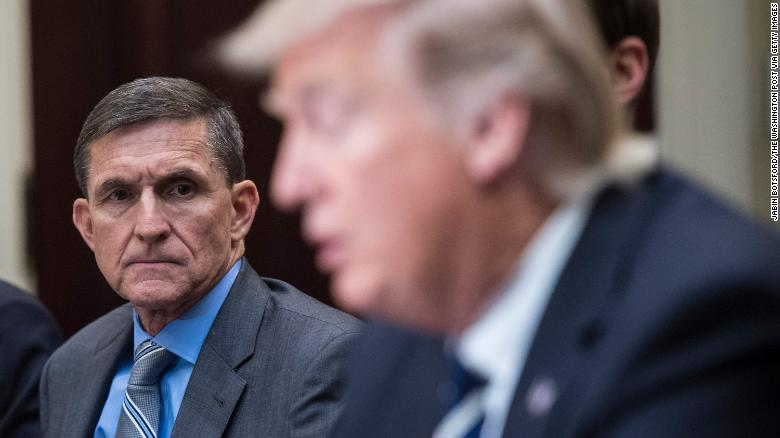 What Trump has said about Michael Flynn