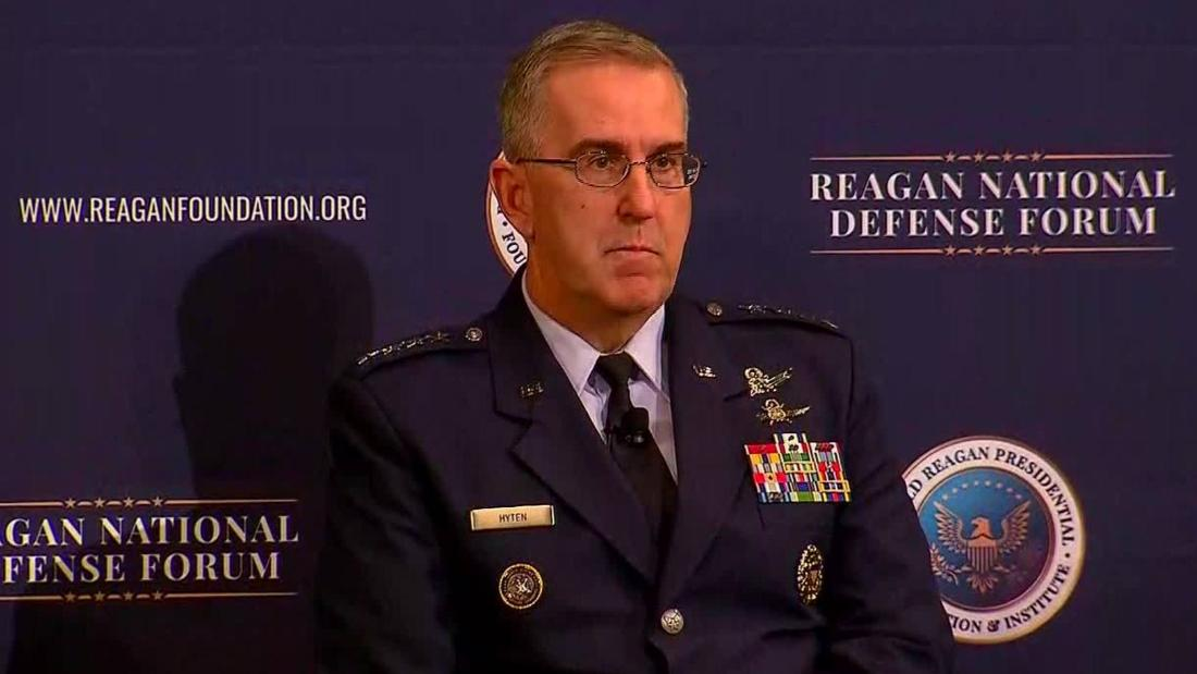 US general: Russia and China building space weapons to target US satellites