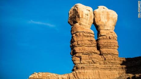 Hoodoos are among the natural wonders in Bears Ears National Monument.