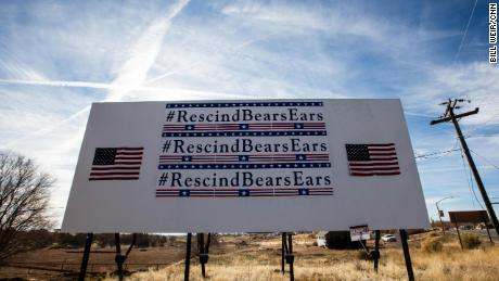 There has been opposition to Bears Ears as a monument since it was designated.