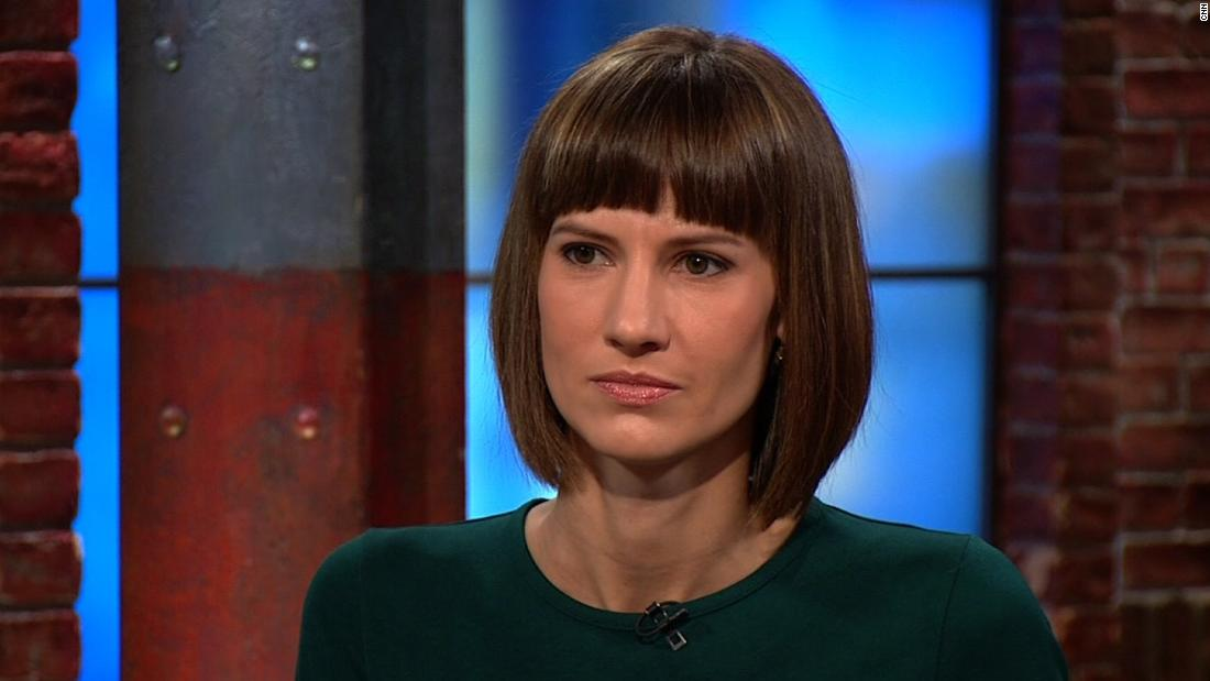Trump accuser: 'It's not shocking' Trump would doubt 'Access Hollywood' tape