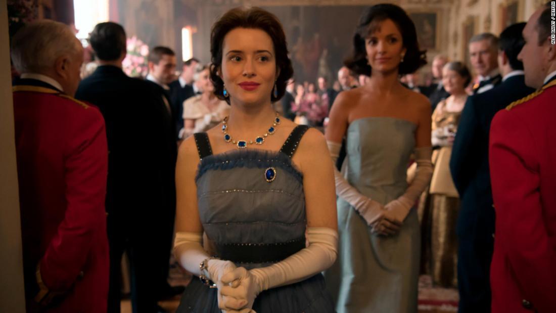 39 the crown 39 season 2 review netflix drama looks regal cnn. Black Bedroom Furniture Sets. Home Design Ideas