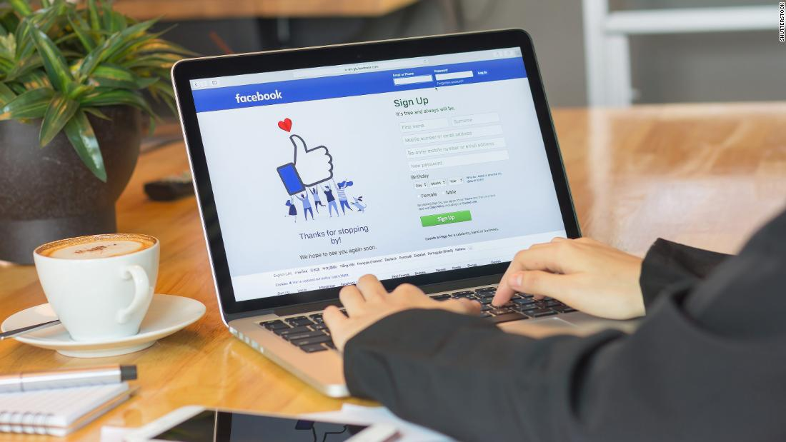 Your Facebook profile can indicate if you have a medical condition, study finds - CNN