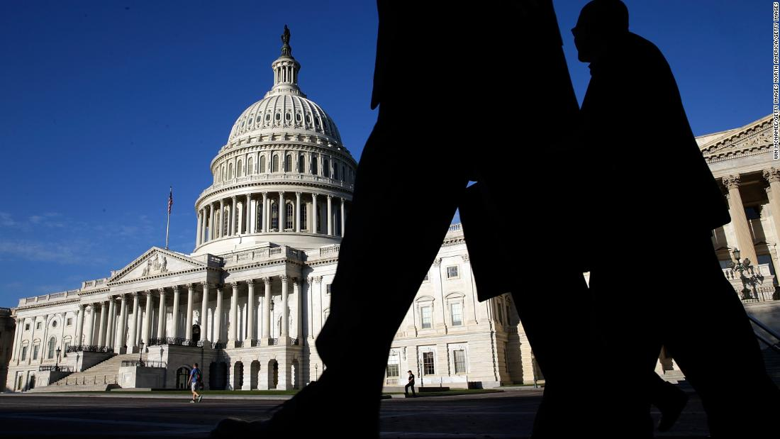 Will the government shut down tonight? Follow live