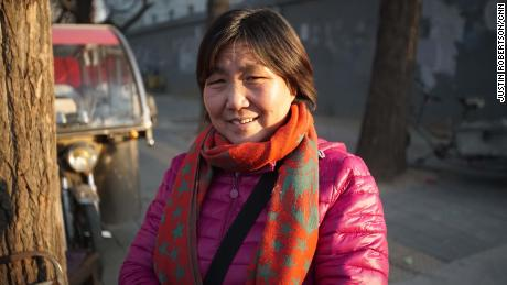 "Zhao Guihua is a migrant worker in Beijing who has been evicted from her home due to the city's ongoing crackdown on ""unsafe"" buildings."