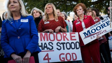 Roy Moore's 'non-accusers' and 15 other outrageous quotes on the Alabama Senate race