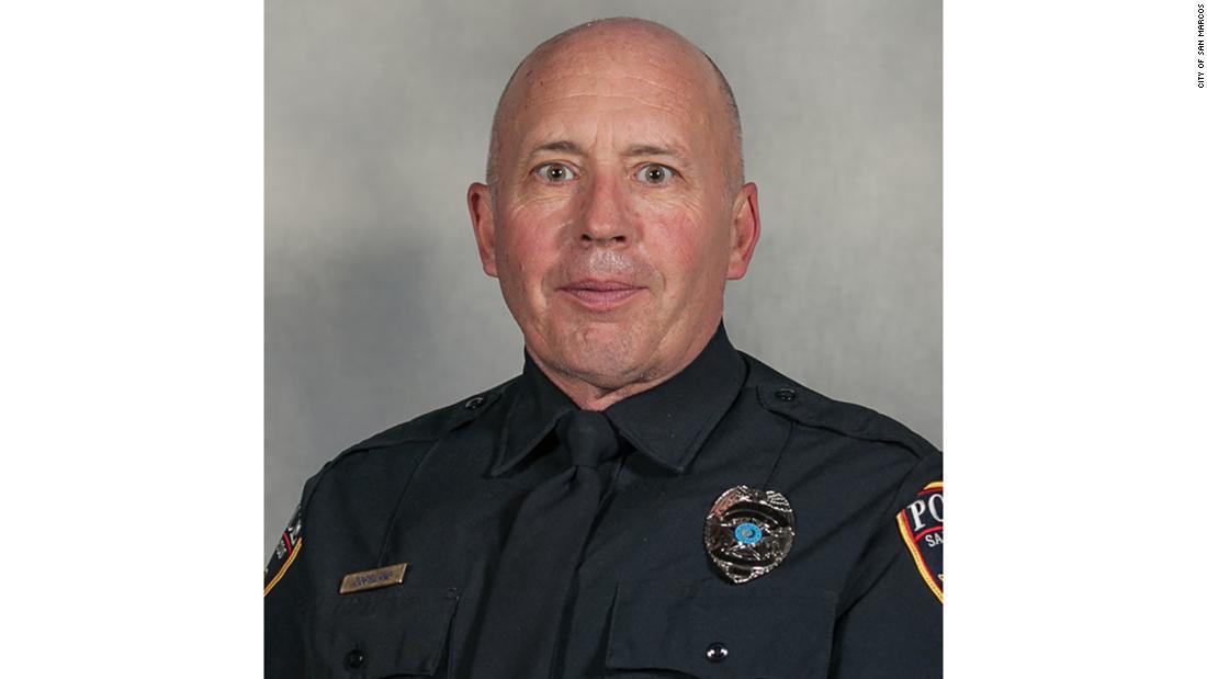Texas police officer fatally shot in 'ambush'