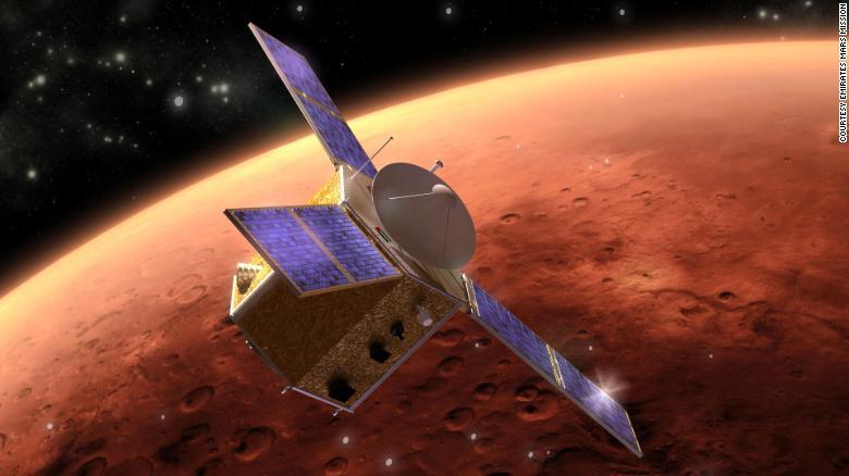 Dubai's space ambitions take flight