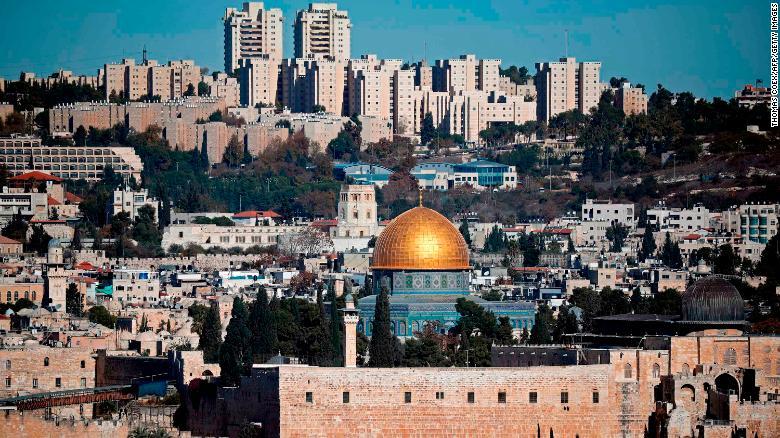White House: Jerusalem embassy move a 'recognition of reality'