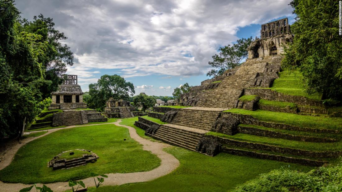 Image result for Palenque, Mexico
