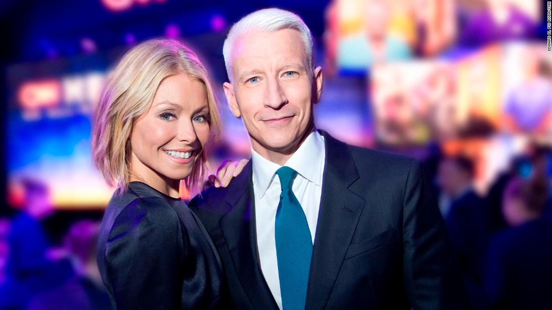 "CNN's Anderson Cooper returns to co-host the 11th annual ""CNN Heroes: An All-Star Tribute,"" airing live on CNN Sunday, December 17 at 8 p.m. ET. Joining Cooper as co-host is ABC's Kelly Ripa. The duo will emcee the star-studded show from New York's iconic American Museum of Natural History."