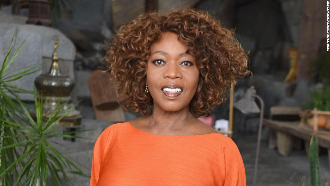 """Burning Sands"" actor Alfre Woodard will take part in the 2017 CNN Heroes All-Star Tribute."