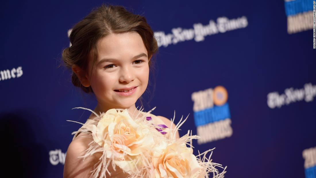 "Brooklynn Prince, who appeared in the film ""The Florida Project,"" will be on hand to honor this year's top 10 CNN Heroes."