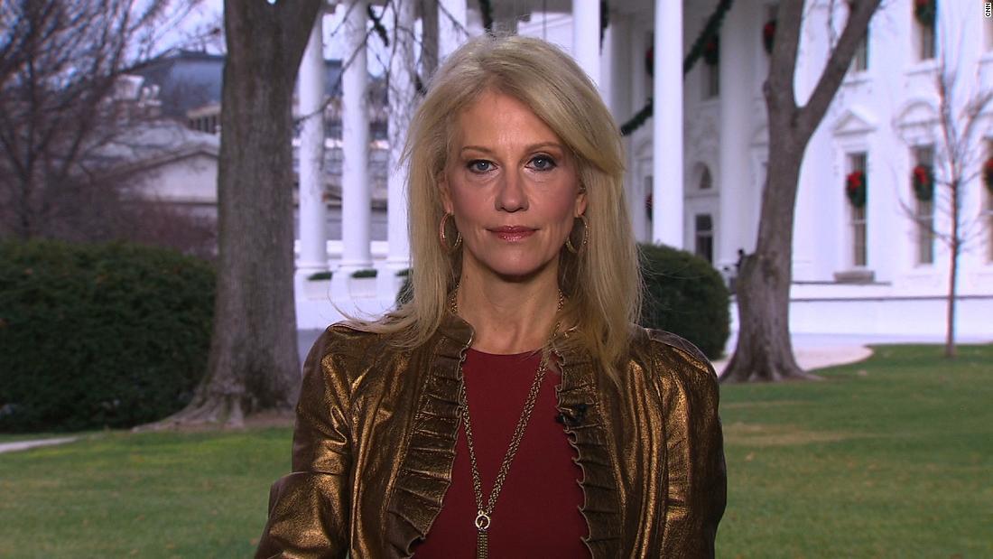 Trump Tax Reform Bill 2017 >> Kellyanne Conway, Cuomo spar on taxes - CNN Video