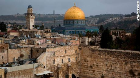 White House: Jerusalem embassy move a 'recognition of reality'