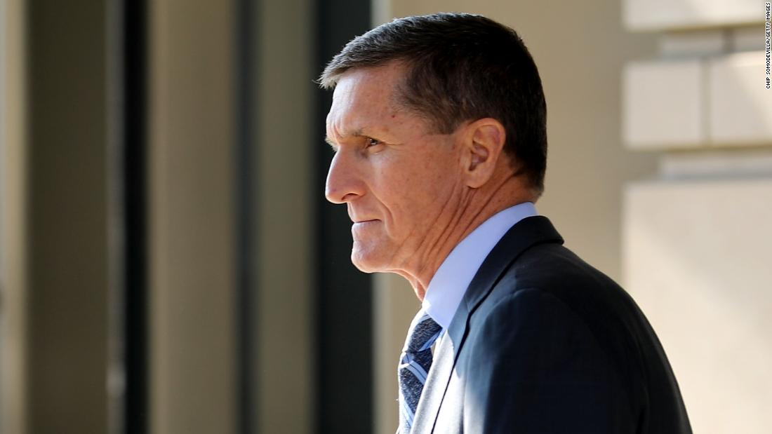 Whistleblower: Flynn told colleague Russia sanctions would be 'ripped up'
