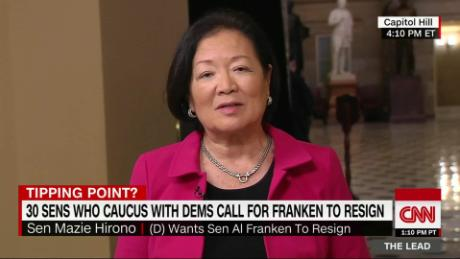 lead senator mazie hirono sexual harassment allegations capitol hill jake tapper _00042606.jpg