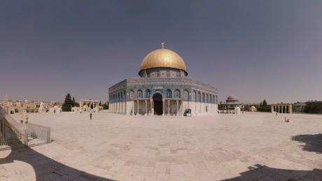 Contested land: See Jerusalem's holiest site