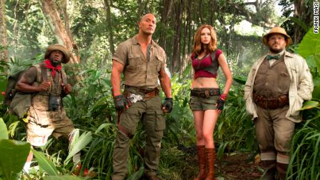 'Jumanji: Welcome to the Jungle'