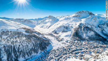 Val d'Isere: Alpine mecca for ski bums and billionaires.