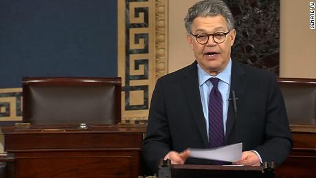 Read Al Franken's resignation speech