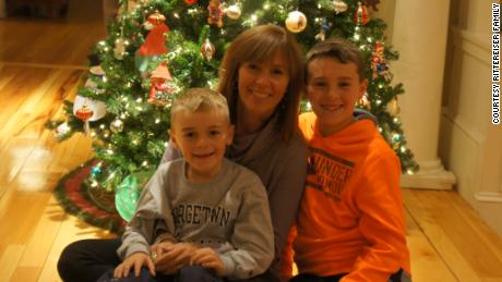 Jennifer Rittereiser, 44, was denied laser ablation surgery. She was hoping the surgery would stop her seizures so she could spend more quality time with her sons.