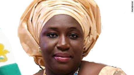 Ogechi Ololo, Supervisory Commissioner for Happiness in Imo State, Nigeria