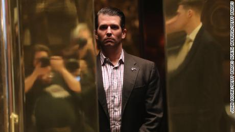 Trump Jr 'couldn't remember' discussing Russian Federation  probe with father
