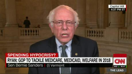 lead senator bernie sanders live tax reform entitlements jake tapper _00021914