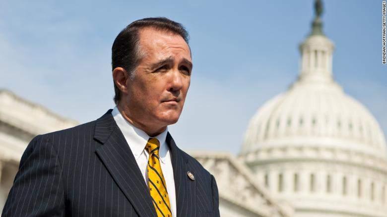Arizona Rep. Trent Franks expected to resign